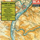 Brahms & Bruch: Violin Concertos/Uto Ughi