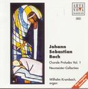 Bach: Choral Preludes Vol. 1/Wilhelm Krumbach