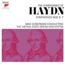 Haydn: Symphonies Nos. 5-7/Max Goberman