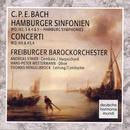 C.P.E. Bach: Hamburger Sinfonien/Concerti/Freiburger Barockorchester