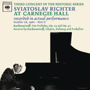 Sviatoslav Richter Plays Rachmaninoff & Chopin & Debussy - Live at Carnegie Hall (October 28, 1960)/Sviatoslav Richter