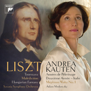 Liszt: Works For Piano And Orchestra / Années De Pèlerinage II/Andrea Kauten