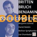 Benjamin/Britten/Bruch: Double Concertos/Benjamin Schmid