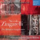 Niccolò Zingarelli The Milanese Symphonies 1/Vanni Moretto