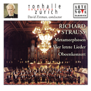 Richard Strauss: Vier letzte Lieder; Metamorphosen; Oboenkonzert/David Zinman