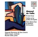 De Falla: Al Amor Bujo, Noches En Los Jardines De Espana, etc./Adrian Leaper