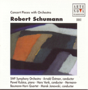 Schumann: Concerto-Allegro, Concert Piece For 4 Horns, Symphony No. 1/Arnold Östman