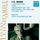Leonhardt Edition Vol.10 - J.S. Bach: Transcriptions: Sonatas & Partitas/Gustav Leonhardt