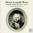 Weiss: Complete Works Für Lute Vol. 1/Kurt Schneeweiss
