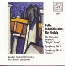 Mendelssohn: Symphonies Nos. 1 & 4/Ross Pople