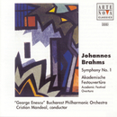 Brahms: Symphony No. 1/Academic Festival Overture/Cristian Mandeal