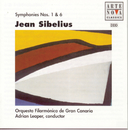 Sibelius: Sym. No. 6 and No. 1/Adrian Leaper