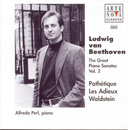 Beethoven:The Great Piano Sonatas Vol.2 - Pathétique/Les Adieux/Waldstein/Alfredo Perl