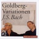 Best Of Classics 2: Bach - Goldberg/Ekaterina Dershavina