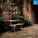 Mozart: Divertimenti for Strings & Winds/Zefiro