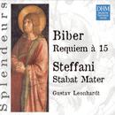 DHM Splendeurs: Biber / Requiem A 15 - Steffani: Stabat Mater/Gustav Leonhardt