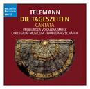 Telemann: Die Tageszeiten/Freiburger Vokalensemble