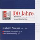 Special-CD: 100 Jahre GEMA/David Zinman