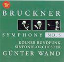 Bruckner: Symphony No. 5/Günter Wand