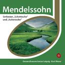 Mendelssohn: Sinfonien Nr. 3 & 4/Kurt Masur