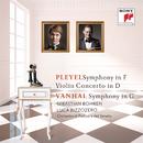 Pleyel: Symphony in F & Violin Concerto in D - Vanhal: Symphony in G/Luca Bizzozero