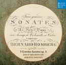 B. Romberg: Sonaten für Hammerklavier und Cello op. 5/Davit Melkonyan & Mikayel Balyan