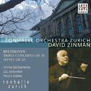 Beethoven: Triple Concerto/Septet/David Zinman