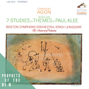 Stravinsky: Agon - Schuller: Seven Studies on Themes of Paul Klee/Erich Leinsdorf