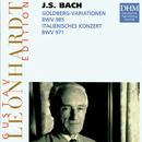 Leonhardt Edition Vol.5 - J.S. Bach: Golberg Variations/Gustav Leonhardt