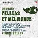 Debussy: Pelléas et Mélisande/Pierre Boulez