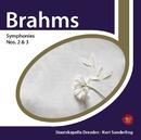 Brahms: Symphonies Nos. 2 & 3/Kurt Sanderling