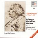 Molter: Vol.2 - Chamber Music and Solo Cantatas/Ensemble Trazom