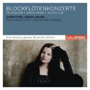 Telemann, Graupner, Schultze: Blockflötenkonzerte/Dorothee Oberlinger