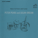 Peter Pears & Julian Bream - Music for Voice and Guitar/Julian Bream