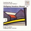 Mozart: Symphony No.34/Posthornserenade/Europa Symphony