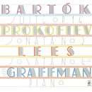 Lees: Sonata No. 4; Bartók: Suite for Piano, Op. 14 (Sz 62); Prokofiev: Sonata No. 2 in D Minor for Piano, Op. 14/Gary Graffman