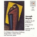 Haydn: Symphonies no.45/No.49/Piano Concerto D-major/Jürgen Geise