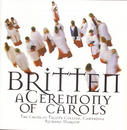 Britten/Ceremony Of Carols/The Choir Of Trinity College, Cambridge