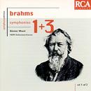 Brahms: Symphonies Nos. 1 & 3/Günter Wand