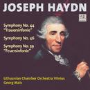 Haydn: Symphony No. 44, 46 And 59/Georg Mais