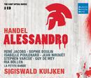 Händel: Alessandro/Sigiswald Kuijken