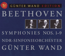 Beethoven: Symphonies Nos. 1 - 9/Günter Wand