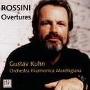 Rossini: Overtures/Gustav Kuhn / Orchestra Filarmonica Marchigiana