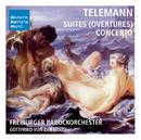 Telemann: Concertos & Ouvertures/Freiburger Barockorchester