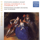 Mozart: Sinfonia Concertante/Smithsonian Chamber Orchestra