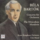 Bartók: Concerto for Orchestra/Kyoto Symphony Orchestra