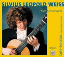 Silvius Leopold Weiss: Guitar Sonatas Vol.3/Kurt Schneeweiss