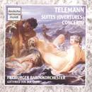 Telemann: Cto & Overtures/Freiburger Barockorchester