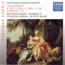Mozart: Flute Quartets KV 285 (a,b) 298, Andante KV314/Collegium Aureum, La Petite Bande