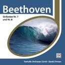 Beethoven: Sinfonie Nr. 7 & 8/David Zinman